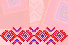 Free Patchwork Card Stock Image - 6900881