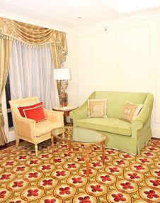 Free Hotel Room Royalty Free Stock Photos - 6901338