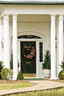 Executive Entryway Stock Images
