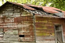 Free Old Barn Royalty Free Stock Photography - 6901717