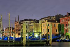 Free Venice Night Stock Photo - 6901720