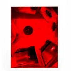 Free Inside Laser Reader Stock Image - 6901831