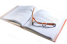 Free Spectacles On Book Stock Photo - 6903100