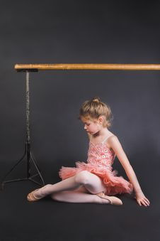 Free Tiny Ballerina Stock Photography - 6903572