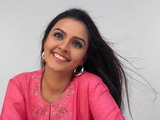 Free Asian Woman Of Indian Origin Royalty Free Stock Photos - 6903948