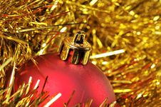 Free Christmas Decoration Royalty Free Stock Images - 6903979