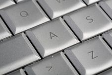 Free Keyboard, Details Royalty Free Stock Images - 6905329