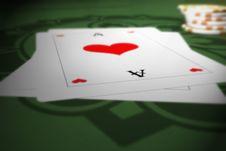 Free Card Having Fun Stock Photos - 6905693
