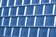 Free Keyboard, Details Royalty Free Stock Photos - 6905768