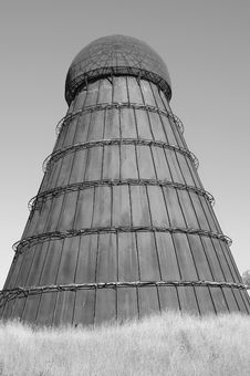 Free Isolated Silo 3 Royalty Free Stock Photos - 6905898