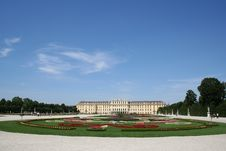 Free Schoenbrunn Palace, Vienna Stock Photos - 6907713