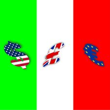 Free Italy Global Market Stock Photo - 6907800