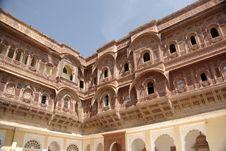 Free Jodhpur Fort Royalty Free Stock Images - 6908059