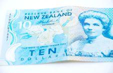 Free New Zealand Cash Royalty Free Stock Photo - 6908685