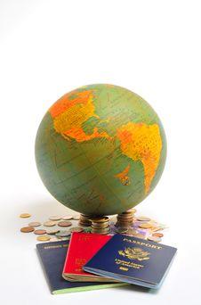 Free Globe, Economy Stock Images - 6909004
