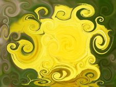 Free Abstract Twirl Background Stock Photo - 6909850