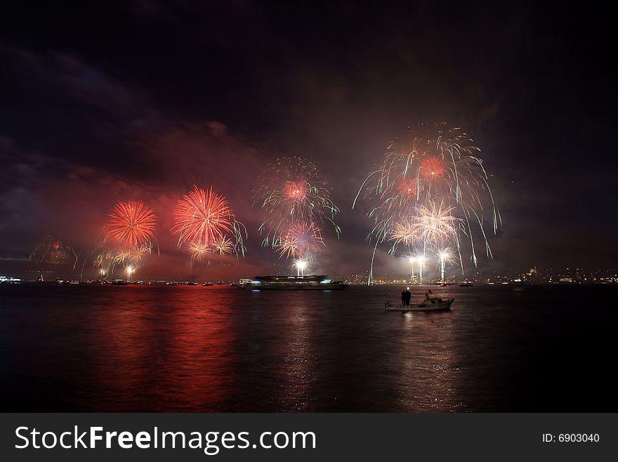 Fireworks -2