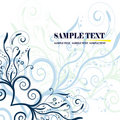 Free Floral Banner Vector Stock Image - 6912101
