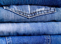 Free Jeans Backround Stock Images - 6918864