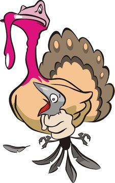 Free Turkey Royalty Free Stock Image - 6910056