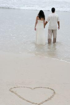 Free Wedding Couple Stock Photography - 6910342
