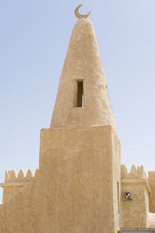 Free Reconstructed Arab Village Stock Images - 6910814