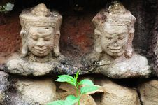 Free Angkor,Cambodia Royalty Free Stock Photo - 6911105