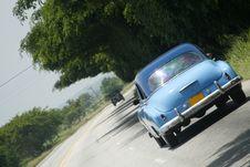 Free Blue Car Stock Photos - 6911383