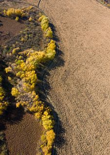 Free Landscape Of Siberia Stock Image - 6912461