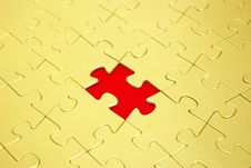 Free Puzzle Royalty Free Stock Images - 6912699
