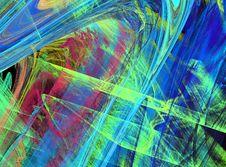 Free Fantastic Fractal Design Stock Image - 6912741