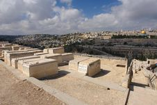 Free Wiew Of Jerusalem Royalty Free Stock Photography - 6913407