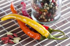 Free Chilli Pepper Royalty Free Stock Image - 6913616