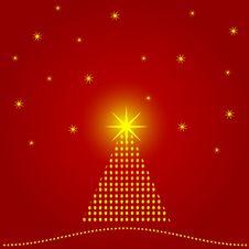Free Christmas Background-6 Royalty Free Stock Photo - 6914025