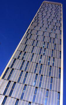 Tower Block Stock Image