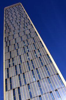 Modern Tower Block Royalty Free Stock Photo
