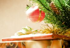 Free Christmas Tree Stock Photography - 6914602