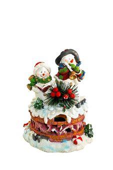 Free Snowman Stock Photo - 6914640