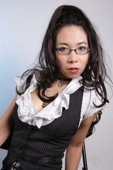 Free Chinese Teacher Royalty Free Stock Photos - 6914768