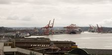 Free Port Of Seattle Stock Photos - 6915143