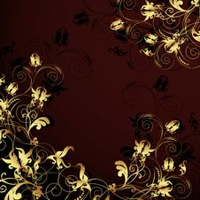 Free Floral Background Stock Photos - 6915283