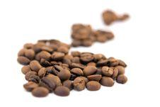 Coffee Arrows Royalty Free Stock Photo