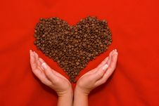 Free I Love Coffee Stock Photo - 6916700