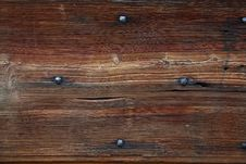 Grungy Wooden Textured Background Royalty Free Stock Photography