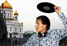 Free Dj And Religion Royalty Free Stock Photography - 6917107