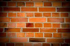 Old Grunge Brick Wall 2 Stock Photo