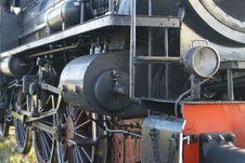Free Locomotive, Detail Royalty Free Stock Images - 6917269