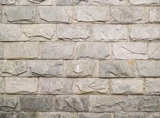 Decorative Bricks Royalty Free Stock Image