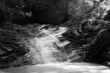Free Rufabgo Waterfall Royalty Free Stock Images - 6917749