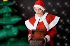 Free Santa Claus Stock Photography - 6918092